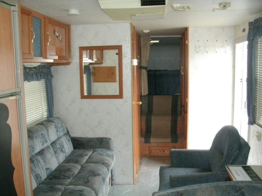 1998 Coachmen 259rk Catalina Lite 5th Wheel Chetopa Rv