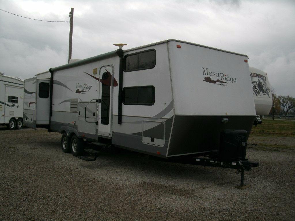 2011 Mesa Ridge 287rls Travel Trailer Chetopa Rv Center